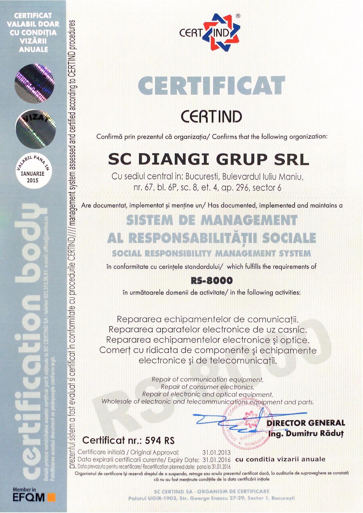 SA 8000:2008